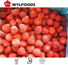 2015 new crop iqf fruit strawberry frozen hot sale