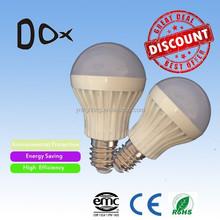 Lighting for house for shop 75Ra 9w 12v led bulb e27