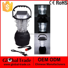 Solar Camping Lantern. LED Camping Lantern/Lamp Tent Night Light.C0008