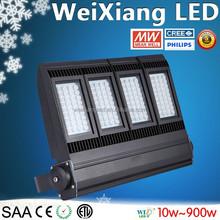 Super bright CE ROHS SAA outdoor flood light 300w, waterproof 300w led flood light outdoor IP67 for stadium lighting