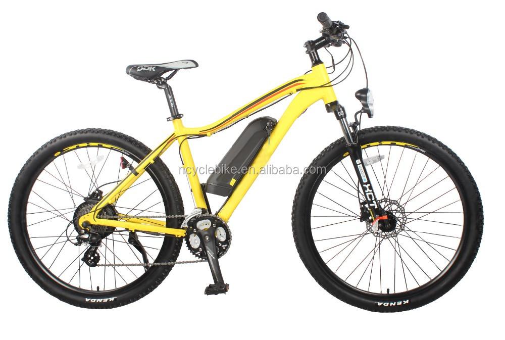 27.5INCH 36V 250W electric montain bike