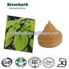 Natural extracto de kava kava 80% lactonas de hplc