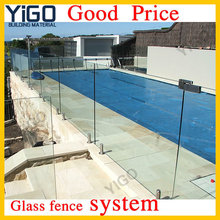 glass pool fencing / glass pool fence spigot