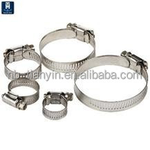 high torque stainless steel german type hose clamp
