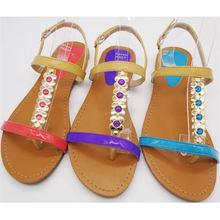 charming ivory silk fabrics flat shoes