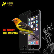 2015 Hot Sales Product Best Tempered Glass Screen Protector Manufacturer For Iphone 6 Screen Protector With Factory Price