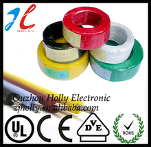 UL1007 16 18 20 22 24 26 28 30 32 AWG cable Electrical Wire Manufacturer