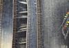 2015 slubbing pure cotton denim fabrics , denim fabirc selling shandong province