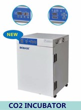 NEW DESIGN!!! PID controlled Laboratory CO2 INCUBATOR with CO2 consistency control range 0~20%(80L, 160L air jacket)