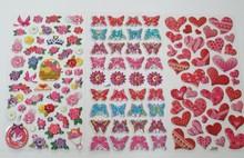 Adhesive stickers,Cartoon 3d foam sticker ,mobole phone sticker