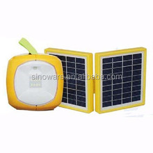 Portable led solar lantern for home indoor use outdoor camping lighting