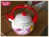 2015 New Enamel tea Kettle, famous brand Whistling Tea Kettle, 2L cheapest Enamel tea pot made in China