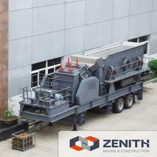 Zenith mobile gravel crushers for sale in alberta