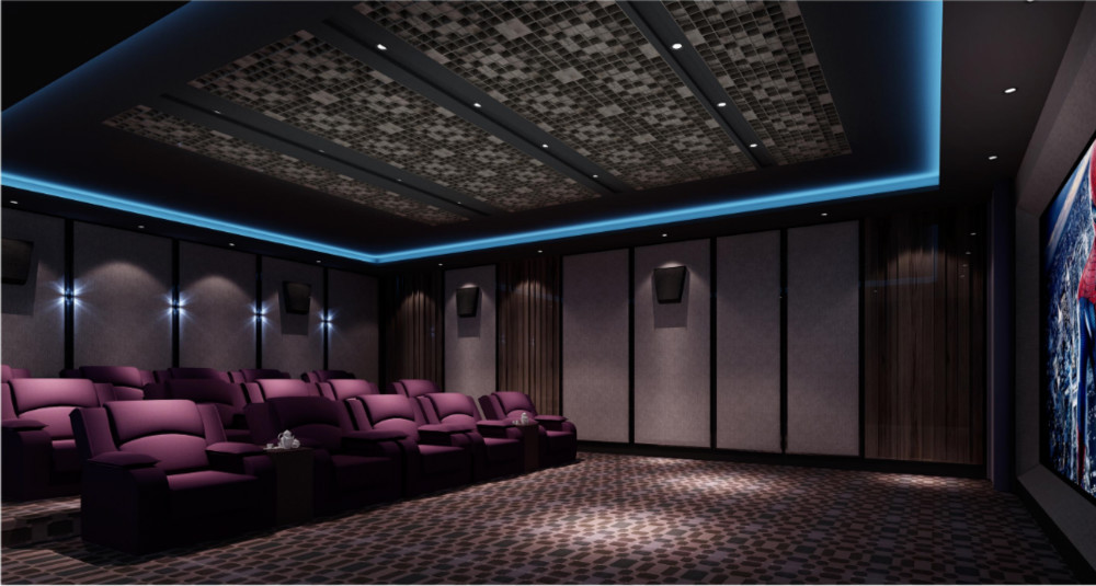 Bisini Luxury Home Audio Studio Room Design View Studio