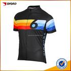 Fabricante feito sob encomenda da sublimação de impressão quick dry ciclismo jersey