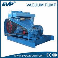 industrial belt driven water ring vacuum pump