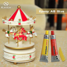 good helper UKAS approved two components epoxy glue for glass