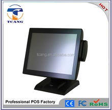 Abontouch True flat fanless touch screen pos system