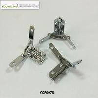 Decorative Metal Craft Box Hinges in 31*43mm
