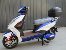 Moped electric scooter with removable battery (HP-E015)