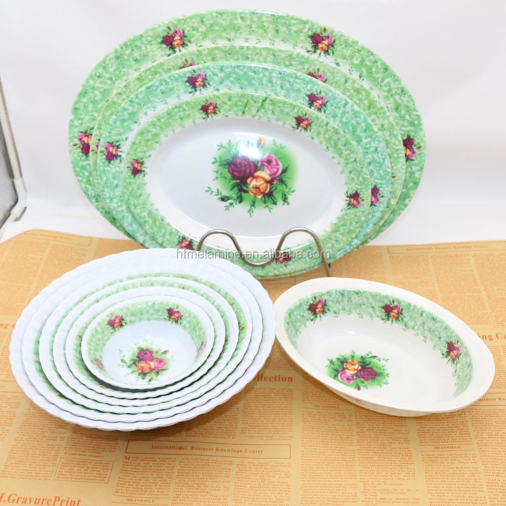 Better Homes And Gardens Melamine Dinner Plates Melamine