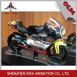 Hot selling OEM 1:24 china wholesale motorcycle model
