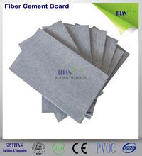 100% Non-asbestos Fire Resistant Cellulose Fiber Cement Board