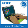 Tablet Leather Case Micro Pogo Pin Docking Keyboard For Window