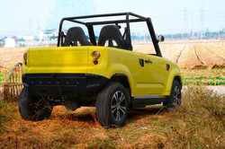 different types farm implements electric conversion kit car