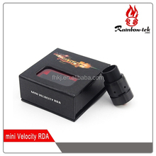 vapor products Mini Velocity rda 1:1 clone atomizer Velocity rda mini