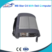MB SD Compact 4 Star C4 Diagnosis 2015.07 With D630 Laptop for auto diagnostic scanner