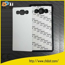 sublimation cover 2d cases for samsung,2d sublimation case blanks