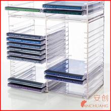 Plexiglass CD DVD Storage
