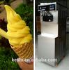 used soft serve ice cream machine/ fruit ice cream machine/ automatic ice cream cone machine