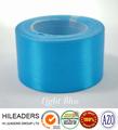 venta al por mayor ls014 38mm bule luz de la cinta de raso en el núcleo de plástico