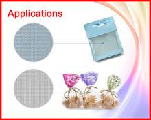 fabric make nylon mesh drawstring bags
