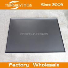 Aluminum sheet bread tray/aluminum bakeware manufacturers/aluminum pot black stain