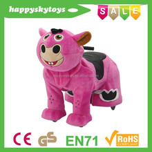 Funny toys !!!popular coin operated horse toy for kids ,playful kids electric musical horse toy