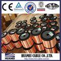 Suministramos una buena calidad de aluminio revestido de cobre alambre de la aleación( cccc)