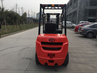 EURO III Mitsubishi S4S /TIER 4 QSF 62.8 Tiger 8 series diesel forklift truck