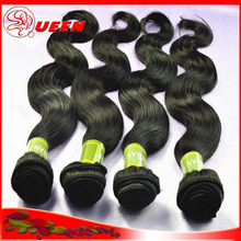 Queen lovely wholesale Cheap unprocessed raw cut from one donor 5a virgin peruvian hair