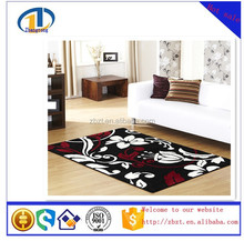 Polyester ,Acrylic fiber ,3D floor Carpets