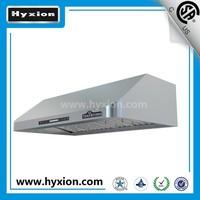 Stainless steel 30'' kitchen smoke sensor range hood/kitchen chimney hood