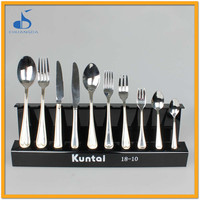 stainless steel cheap flatware mayer boch 86pcs cutlery set with wooden case