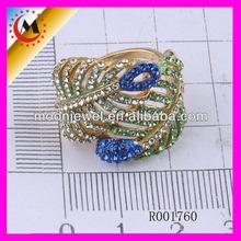 Latest Gold Index Finger Rings Designs For Girls
