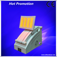 LED light therapy beds hot sale red blue light Face lift