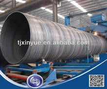 SSAW Hydraulic Piping Pipe, Spiral Welded Steel Line Pipes
