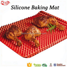 Pyramid Shape New Design High Quality Silicone Baking Mat Non-stick Silicone Baking Mat Set