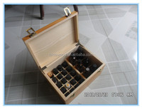 new product essential oil packing boxes made in China