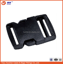 Plastic buckle high quality safety locking buckle for luggage